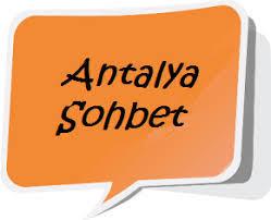 Antalya Chat Odaları