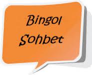 Bingöl Chat Ortamı