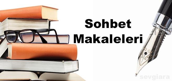 Sohbet Makalesi